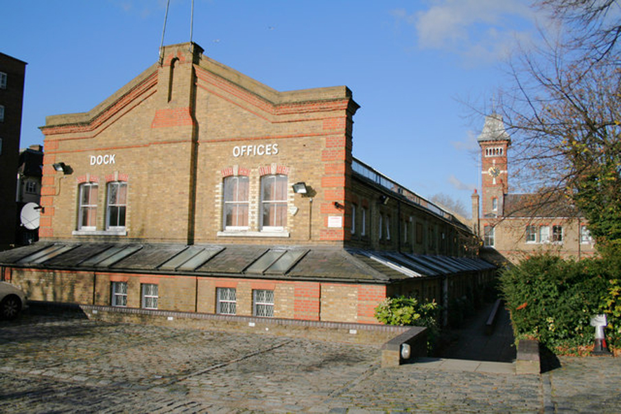 Dock Offices, Surrey Docks, London