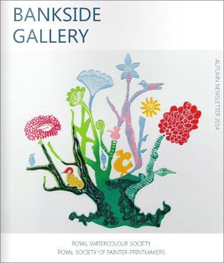 Bankside Gallery Autumn Newsletter 2014