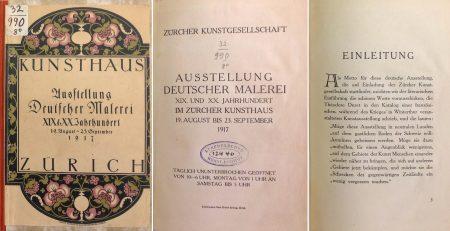 KunsthausZurich1917