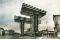 El Lissitzky, Wolkenbügel, 1925