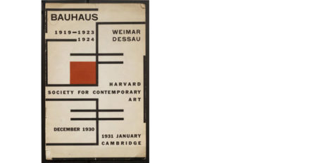 Havard Society for contemporary Art - Bauhaus 1930