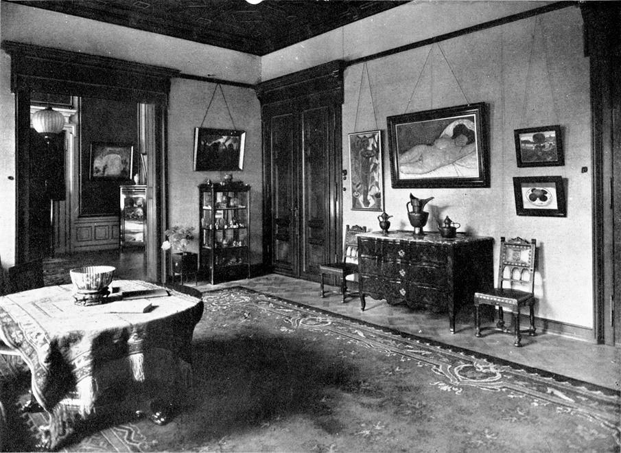 Galerie von Garvens - 1st Exhibition