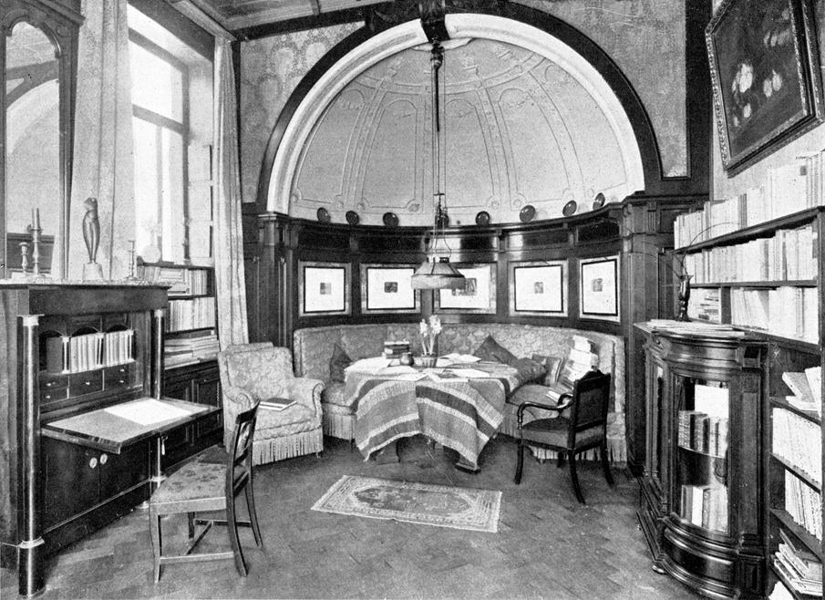 Galerie von Garvens - Bücherstube